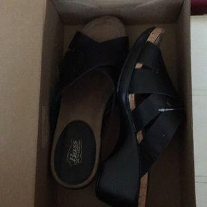 G. H. Bass & co sandal wedge